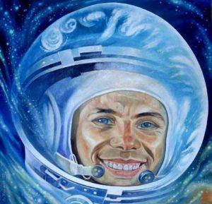 Скоро 12 апреля – день космонавтики и