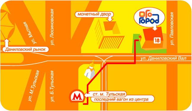 Схема проезда.  Как проехать на общественном транспорте.