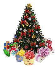 Ёлочка с подарками. Что подарить детям на новый год