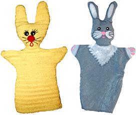 Кукла перчатка своими руками, петрушка, буратино, дед, лиса